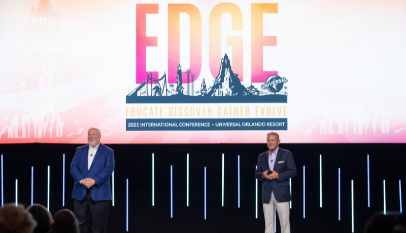 TRAVEL LEADERS NETWORK BRINGS BACK EDGE CONFERENCE LIVE